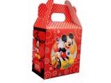 Mickey Club House Karton Çanta