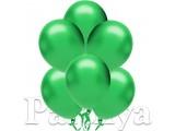 Yeşil Metalik Balon